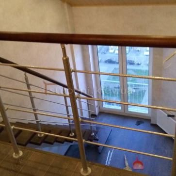 Вид со второго этажа