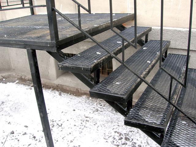 Проект лестницы: в доме на второй этаж, схема деревянной для