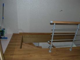 ограждения второго этажа