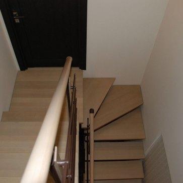 фигурные ступени лестницы