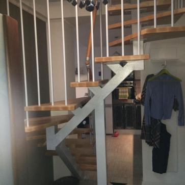 ограждения в потолок