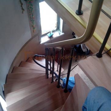 Модульная лестница -еще один ракурс
