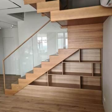 лестницы деревянные в квартире