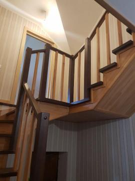 деревянная лестница дизайн
