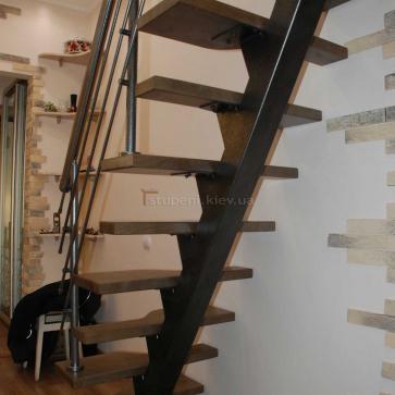 косоур сходів гусячий крок