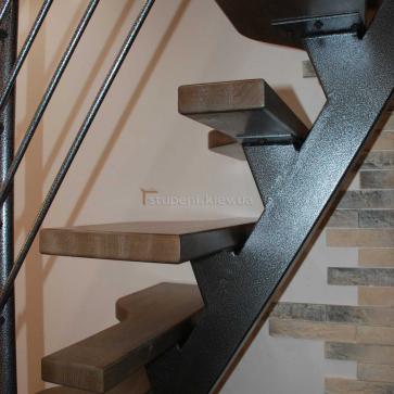 Відкрита сходів качиний крок