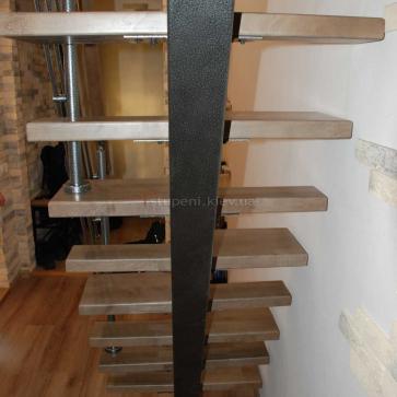 Відкриті сходи