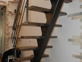 косоур лестницы гусиный шаг