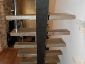 Открыта лестница