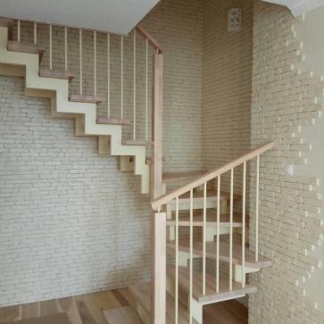 лестница на второй этаж интерьер