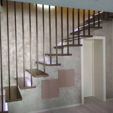 консольная  лестница фото 3