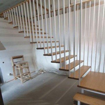 консольная лестница фото 6