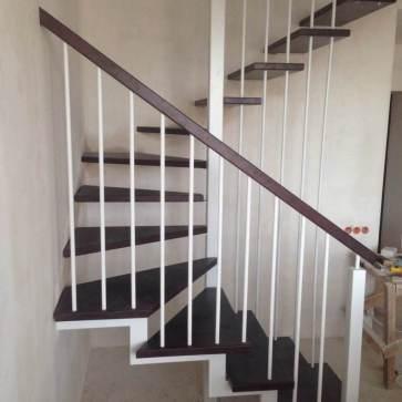 консольная лестница фото 8