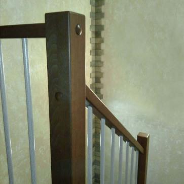 перило лестницы