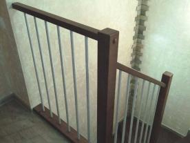 поручни для лестниц деревянные