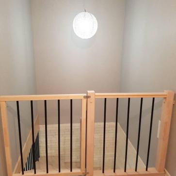 Калитка на лестницу