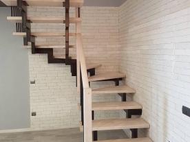 Лестница П образная