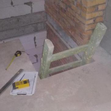 Місце під сходи на одному косоурі з поворотом фото 2