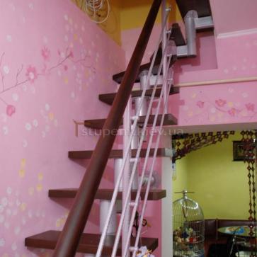 Маленький проем для лестницы