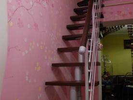 Модульная лестница венге