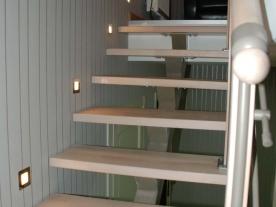 Еще один вид сварной лестницы