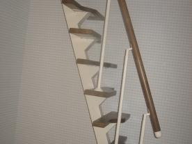 крутая Лестница Гусиный шаг