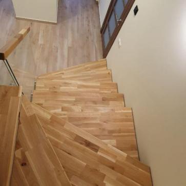 стеклянная лестница в доме фото 4