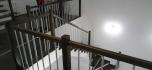 Длинные ограждения лестницы