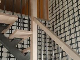 лестницы поворотом 90 фото