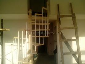 Винтовая лестница mercury 140