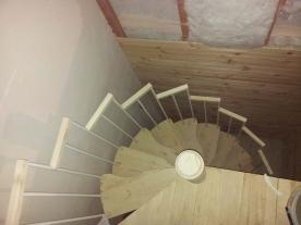 Площадка Винтоаой лестницы