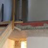швеллер и стяжка место крепления лестницы
