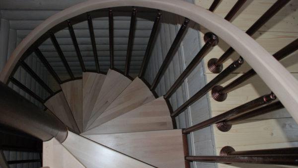 """Винтовая лестница """"Виза"""""""