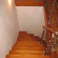 лестница модульная с забежной группой