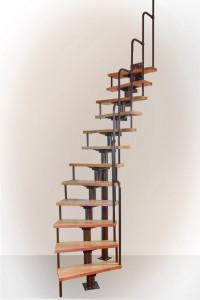 Модульная лестница Bow