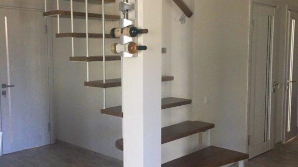 Красивая лестница в доме ( 6 фото)