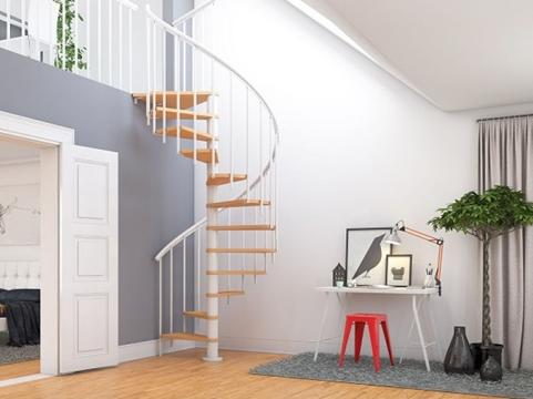 о винтовая лестницы
